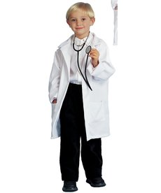 Toddler's Doctor/Mad Scientist