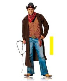 Men's Gunslinger Costume