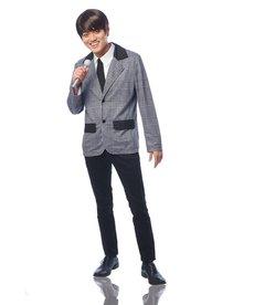 Men's Mod Band Jacket Costume