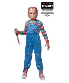 Boy's Chucky Costume (Seed of Chucky)