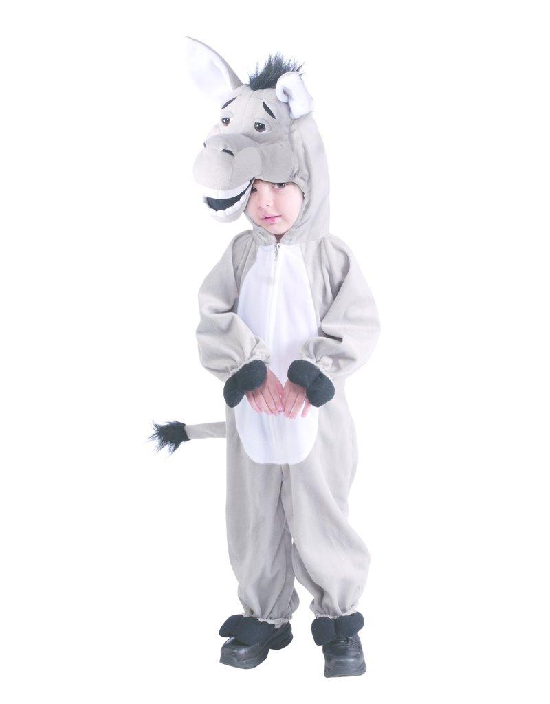 Kid's Plush Donkey Costume