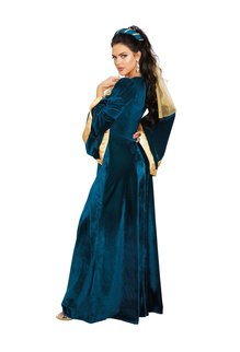 Dream Girl Adult Medieval Maiden Costume