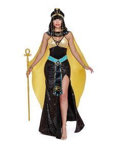 Dream Girl Women's Cleopatra Costume
