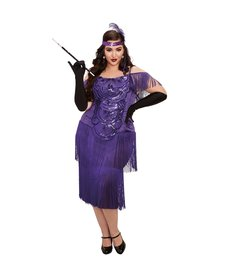 Dream Girl Plus Size Miss Ritz Costume