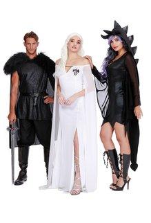 Dream Girl Men's King Of Thrones Costume