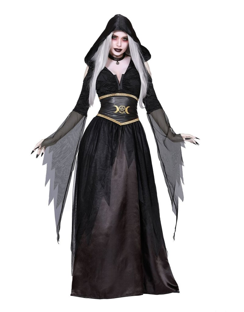 Dream Girl Women's Pagan Witch Costume