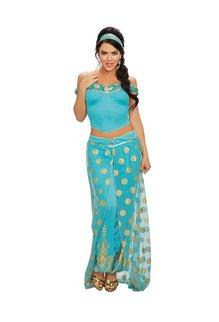 Dream Girl Women's Arabian Princess Costume