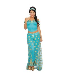 Dream Girl Women's Arabian Princess Costume