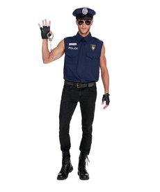 Dream Girl Men's The Sergeant Costume