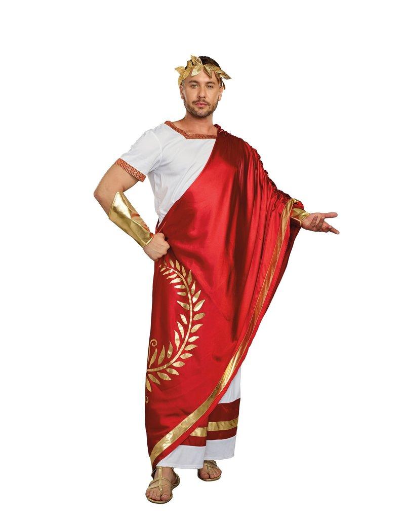 Dream Girl Men's Caesar Costume