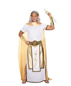 Dream Girl Men's Zeus Costume