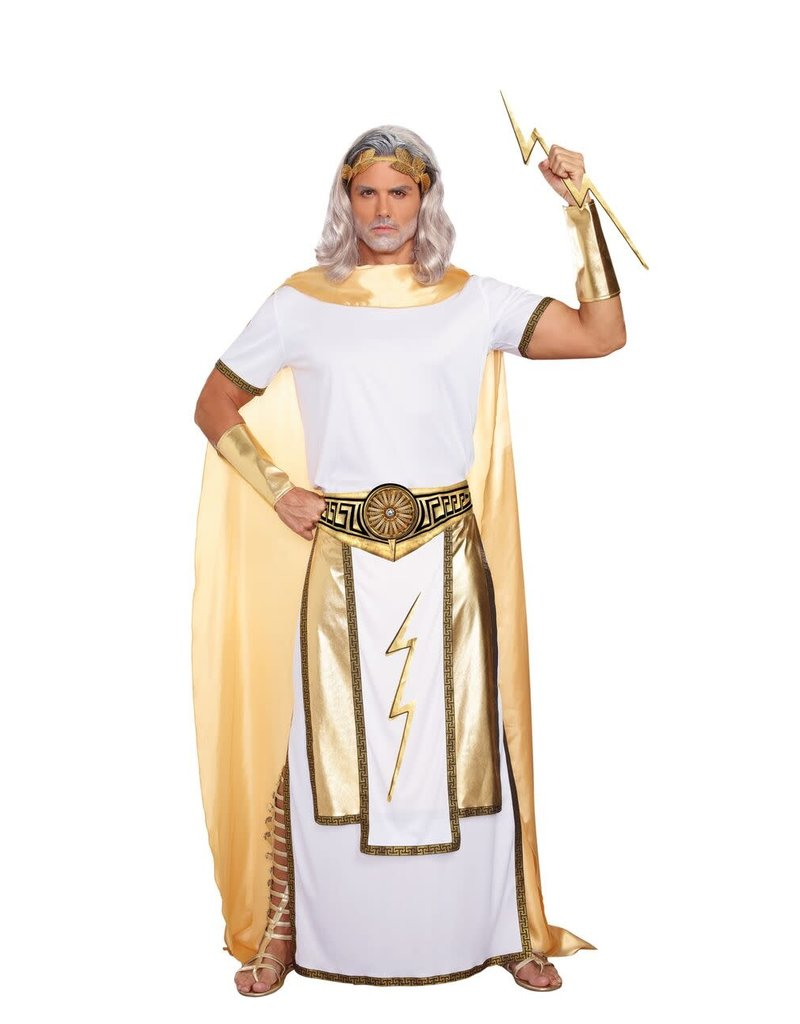 Dream Girl Men's Zeus Costume
