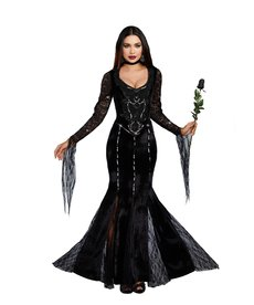 Dream Girl Women's Frightfully Beautiful Costume