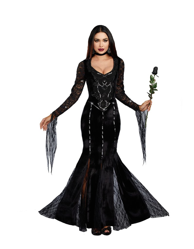 Dream Girl Women's Frightfully Beautiful Costume