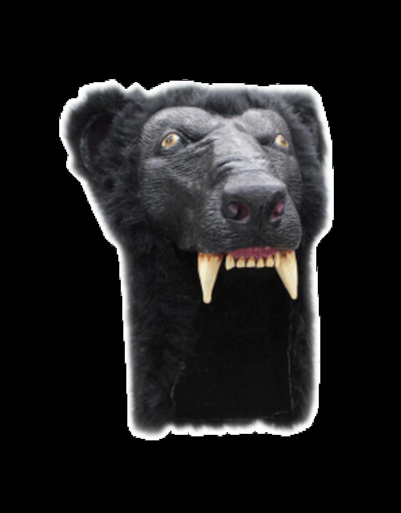 Black Bear Helmet