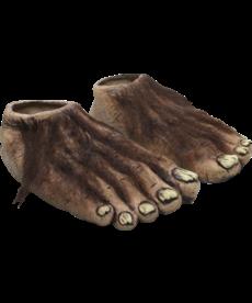 Adult Big Feet