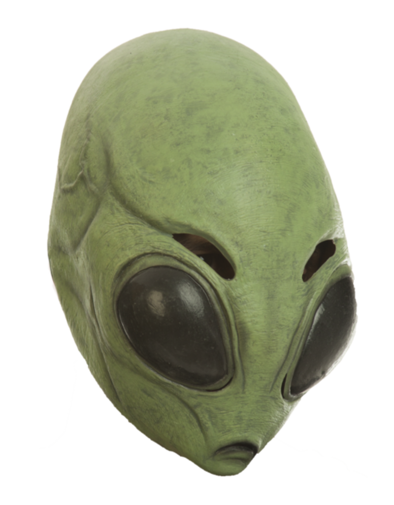 Astrik Alien Latex Mask