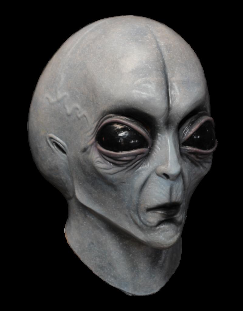 Area 51 Latex Mask