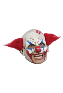 Clown Deluxe Latex Mask