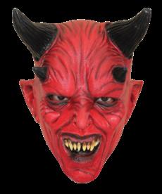 Kids Devil Jr. Latex Mask