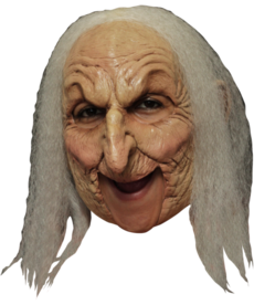 Old Witch Deluxe Mask
