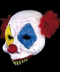 Open Gus Clown Mask