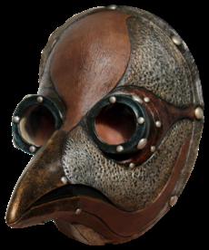 Peste Plauge Docotor Steampunk Mask