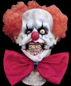 Smiley Clown Latex Mask