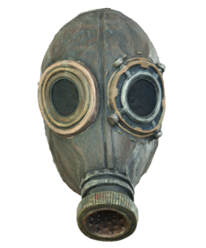 Wasted Gas Mask