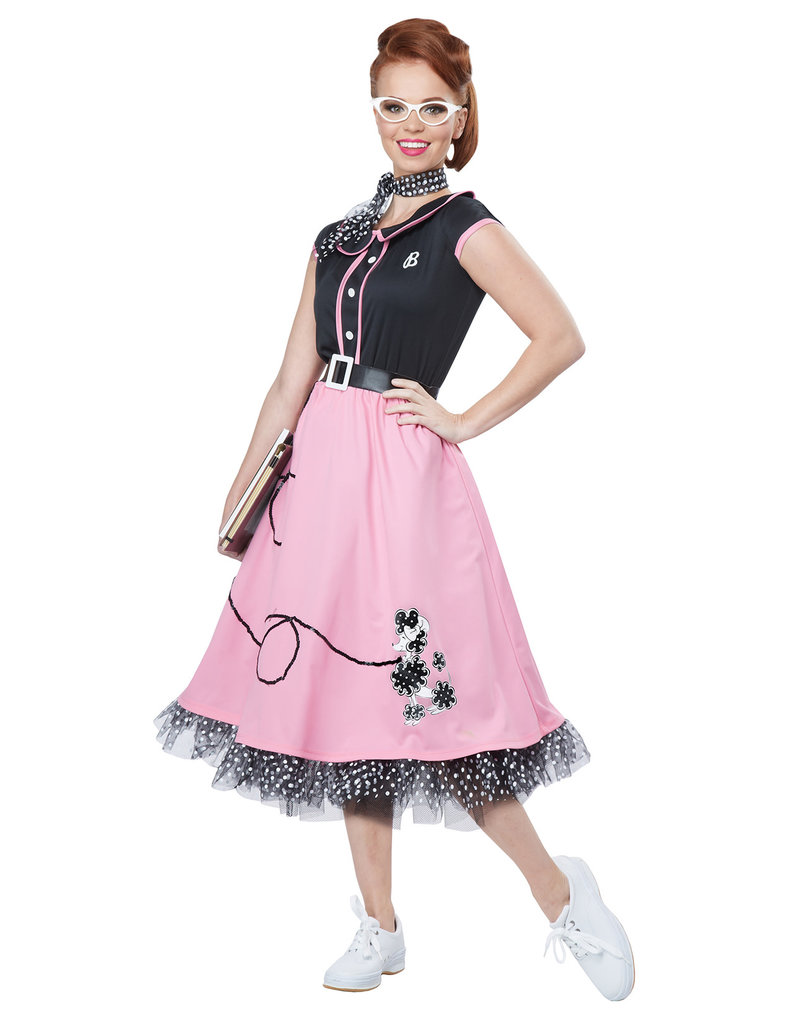 California Costumes Women's 50's Sweetheart Costume