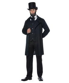 California Costumes Men's Abraham Lincoln / Frederick Douglass Costume