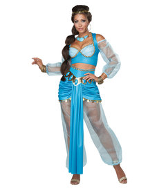 California Costumes Women's Arabian Princess Costume