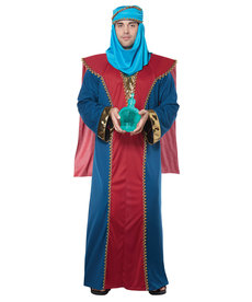 California Costumes Men's Balthazar, Wise Man / Three Kings Costume