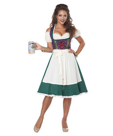 California Costumes Women's Bavarian Beer Maid Costume