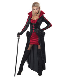 California Costumes Women's Bloodthirsty Vixen Costume