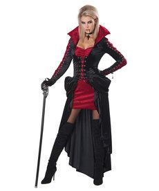 California Costumes Women's Bloodthirsty Vixen Costume