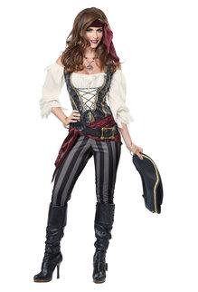 California Costumes Women's Brazen Buccaneer Costume