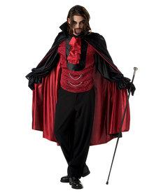 California Costumes Men's Count Bloodthirst Costume