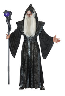California Costumes Dark Wizard: Adult Size Costume
