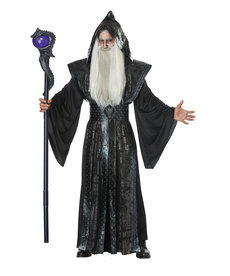California Costumes Adult Dark Wizard Costume
