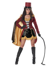 California Costumes Women's Dazzling Ringmaster Costume