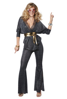 California Costumes Women's Disco Dazzler Costume