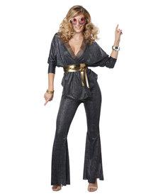 California Costumes Women's Disco Dazzler Costume