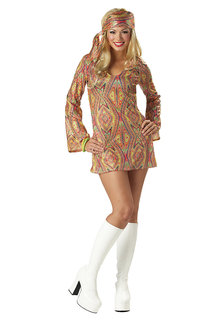 California Costumes Women's Disco Dolly Costume