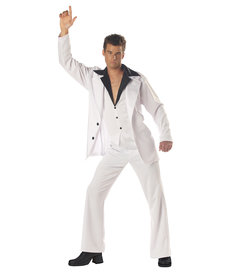 California Costumes Men's Disco Dude Costume