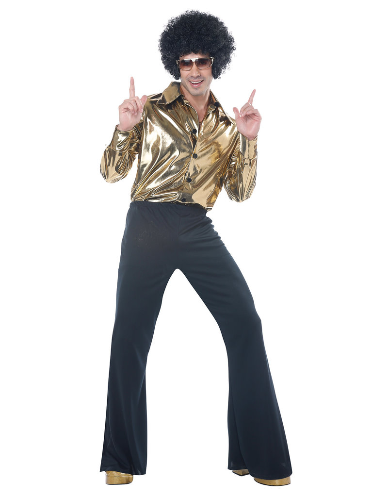 California Costumes Disco King: Adult Size Costume