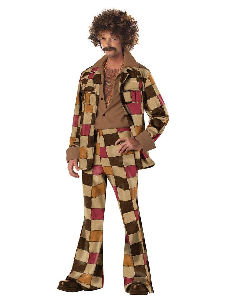 California Costumes Disco Sleazeball: Adult Size Costume