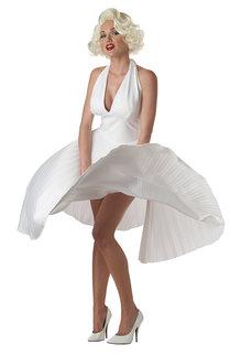 California Costumes Women's Deluxe Marilyn Costume