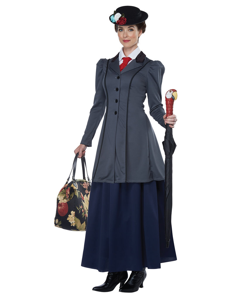 California Costumes Women's English Nanny Costume