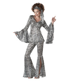 California Costumes Women's Foxy Lady Costume